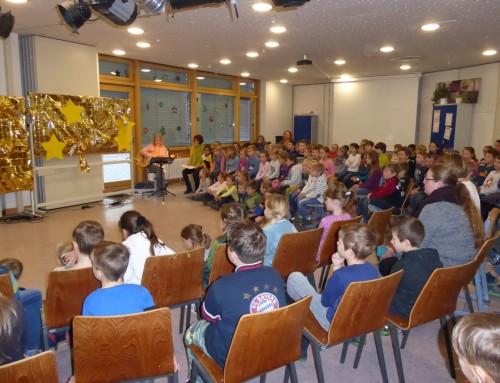 Adventsfeier der Grundschule (18.12.2019)